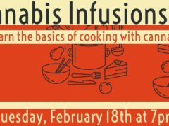 Cannabis Infusions 101 Hosted by Holistic Wellness Md (MD) February 18 2020