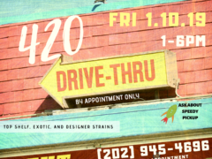 DC 420 Drive Thru Sesh (DC) January 10 2020