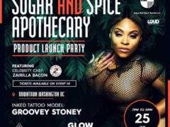 Sugar and Spice Apothecary Launch Party (DC) January 25 2020