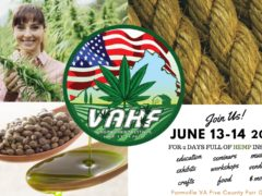 VAHF Virginia Hemp Festival (VA) June 13th 14th 2020