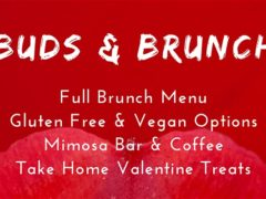 Valentine's Brunch by Backwoods Blaire (MD) February 16 2020