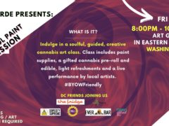 Verde Presents Soulful Paint Sessions - Doobies (DC) January 31 2020