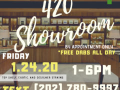Washington Gasss Company 420 Showroom (DC) February 24 2020