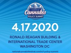 2020 National Cannabis Policy Summit (DC) April 17 2020