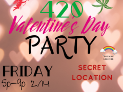 420 Valentines Day Party (DC) February 14 2020