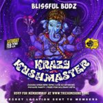 Blissful Budz Krazy Kushmaster Hosted by Trichome Honey Concepts (DC) February 22 3030