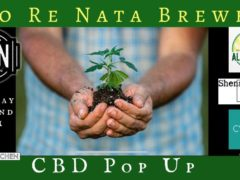 CBD Hemp Pop UP By Hops Kitchen (VA) February 22 2020