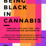 CannaGather hosts Being Black In Cannabis (MD) February 13 2020