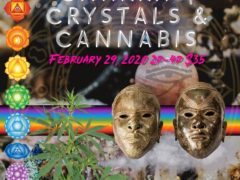 Chakras, Crystals & Cannabis A Psychospiritual Experience by The Madison House (DC) February 29 2020