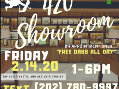 DC 420 Showroom Event (DC) February 14 2020