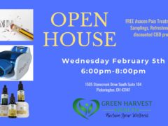 Green Harvest Health Open House (MD) February 5 2020