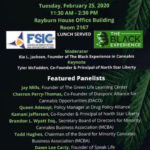 Inclusion in Cannabis Policy Hosted by The Black Experience in Cannabis (DC) February 25 2020