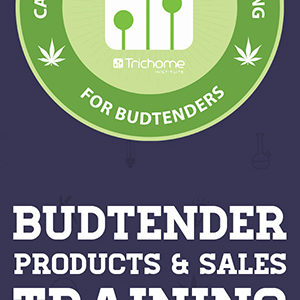 THC University Cannabis Products a Sales Training for Budtenders