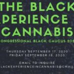 The Black Experience in Cannabis 2020 (DC) September 17 2020