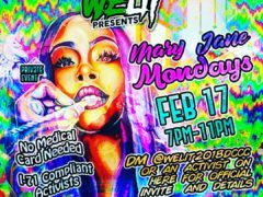 WeLit Presents Mary Jane Mondays (DC) February 17 2020