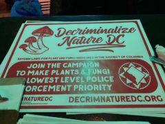 Campaign to Decriminalize Nature DC