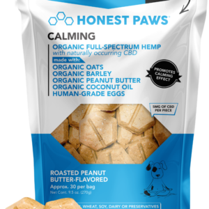 Honest Paws Calm Bites