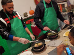Mystery Menu Infused Cooking Class by Green Panther Chef (MD) March 13 2020
