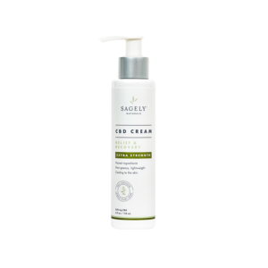 Sagely Naturals Extra Strength Relief & Recovery Cream