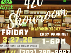 Washington Gasss Company 420 Showroom (DC) March 27 2020