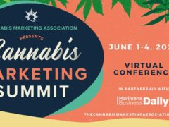 Cannabis Marketing Summit Virtual Conference (online) June 1-4 2020