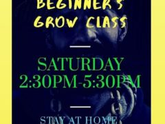 DC Scroger Virtual Beginners Grow Class (online) May 16 2020