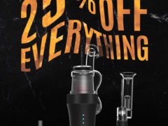 710 Sale 25% Off DrDabber Vapes