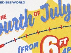 Art & Edible World Saturday (DC) July 4 2020