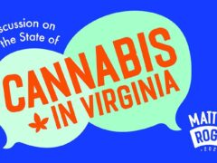 Discussion on the State of Cannabis in Virginia (online) August 1 2020