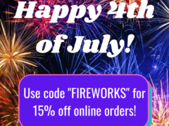 FunkyPiece 4th of July Discount