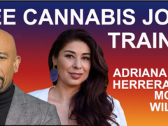 Montel Williams Free Cannabis Job Training Webinar (online) July 30 2020