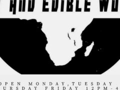 Art & Edible World Monday (DC) August 31 2020