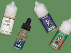 CBD Vape Juice Sale