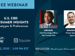 US CBD Consumer Insights Archetypes & Preferences (online) August 12 2020