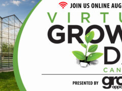 Virtual Cannabis Grower Day (online) August 19 2020