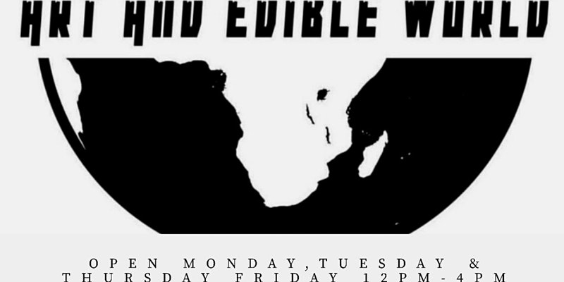 Art & Edible World Monday (DC) September 14 2020