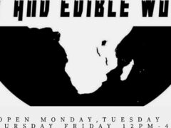 Art & Edible World Thursday (DC) September 3 2020