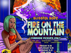 Blissful Budz Fire On The Mountain (DC) September 18 19 & 21 2020