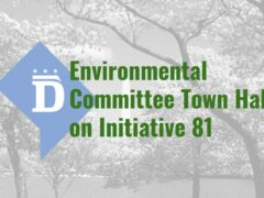 Environmental Committee Town Hall on Initiative 81 (online) September 16 2020