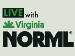Live with Virginia NORML (online) September 25 2020