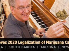 Rick Steves Legalization Campaign Kick Off Hosted by NORML (online) September 21 2020