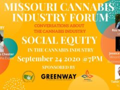 Social Equity in the Cannabis Industry Forum (online) September 24 2020