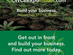 CWCBExpoInsider by Cannabis World Congress (online) November 17 20020