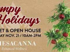 Hempy Holiday Market & Open House Hosted by Chesacanna (MD) November 21 2020