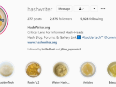 I Love Hash, You Love Hash, Guy @HashWriter consumes hash from the heavens