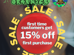 Ankh Organics First Time Customer Coupon