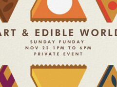 Art & Edible World Sunday (DC) November 22 2020