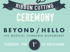 Beyond Dispensary VA Grand Opening (VA) December 1 2020
