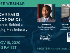 Cannabis Economics Secrets Behind A Smoking Hot Industry (online) November 18 2020