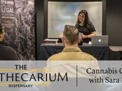 Cannabis Without the High by The Apothecarium (online) November 19 2020